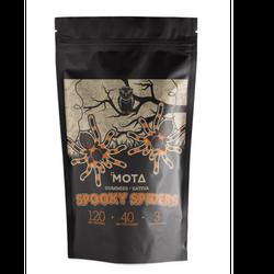 MOTA SPOOKY SPIDERS 120 MG THC