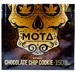 MOTA CHOCOLATE CHIP HYBRID COOKIE 120MG THC