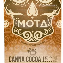 MOTA CANNA COCOA 150MG THC