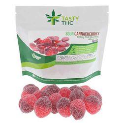 Sour Cannacherries (480mg THC/40mg CBD)
