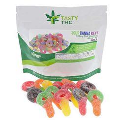 Sour Canna Keys (480mg THC/40mg CBD)