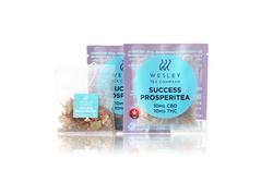 Success Prosperitea - 10mg THC, 10mg CBD - Single Pack