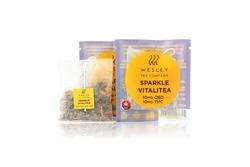 Sparkle Vitalitea - 10mg THC, 10mg CBD - Single Pack