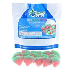 Sour Healing Melons CBD