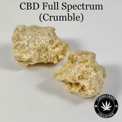 CBD Full Spectrum Crumble