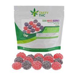 Sour Mixed Berries (480mg THC/40mg CBD)