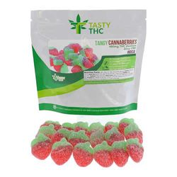 Tangy Strawberries (480mg THC/40mg CBD)