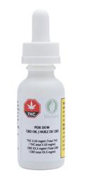 Blissco - Pure Dew CBD Oil - 30ml Hybrid