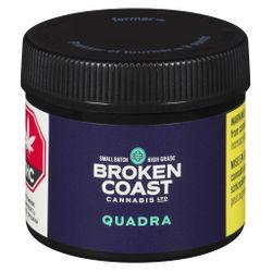 Broken Coast - Quadra - 1g Indica