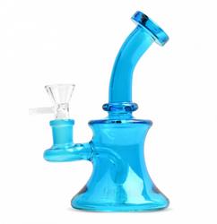 Day Glow 5 Bubbler - Blue