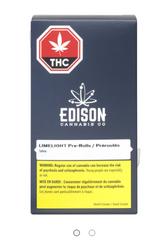 Edison - Limelight Pre Roll 3 Pack - 3x0.5g Sativa