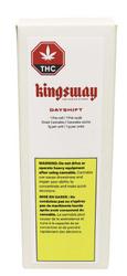 Kingsway - Dayshift Pre Roll - 1g Sativa