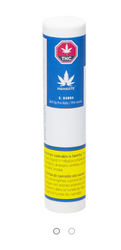 Namaste - D Bubba Pre Roll 3 Pack - 3x0.5g Indica