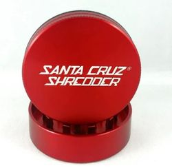 Santa Cruz Shredder   2-Piece Grinder   2.75    Red