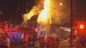 Man dead after fire at multi-unit residence in Gatineau