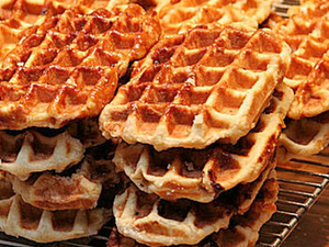 How To Make Marijuana Belgian Waffles