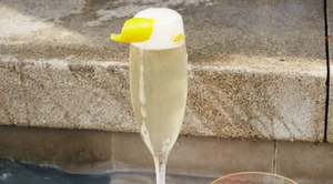 French 75 with Green Dragon Recipe