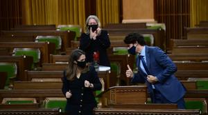 As summer approaches, Parliament is still at a crossroads