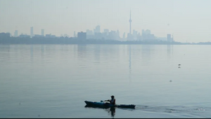 Air quality advisory in effect for GTA as wildfire smoke comes south