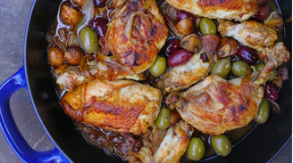 Chicken Pot-cciatore Recipe
