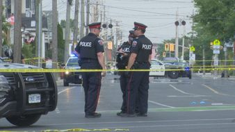B.C. man dead, woman wounded in Hamilton, Ont. shooting: police