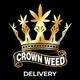 Crown Weed logo