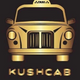 Kush Cab Canada logo