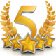 5 Star - SMITH FALLS logo