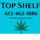Top Shelf Free Delivery logo