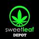 SweetLeaf Depot logo