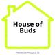 House of buds logo