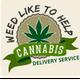 Weed like to help logo