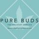 PURE BUDS - BRANTFORD logo