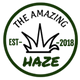 The Amazing Haze logo