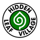 Hidden Leaf Village logo