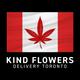 Kind Flowers logo