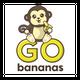 Go Bananas logo