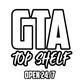 GTA Top Shelf 24/7 logo