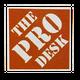 The pro desk logo