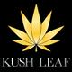 Kush Leaf logo