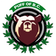 PUFF OF B.C - 100% SATISFACTORY - REFUNDS AND EXCHANGES. logo