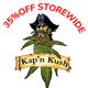KAPN KUSH - FREE DELIVERY logo