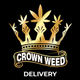 Crown Weed logo
