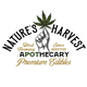 Natures Harvest Extracts logo
