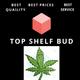 Top Shelf Bud YYC logo