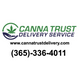 CannaTrust Delivery logo