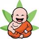 Laughing Buda logo