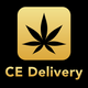 CE Delivery logo