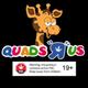 QUADS R US logo