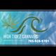 High Tidez cannabis logo